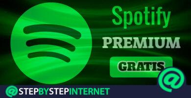 How to have a Premium account on Spotify totally free? Step by step guide