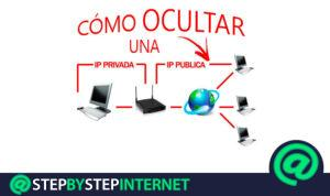 How to hide my IP to avoid being tracked while browsing the Internet? Step by step guide