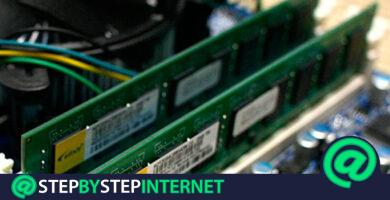 How to know how much RAM your Windows computer uses exactly and in real time? Step by step guide