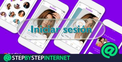 How to log into Badoo for free in Spanish fast and easy? Step by step guide