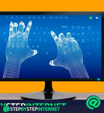 How to put and activate the virtual keyboard on the screen of any computer? Step by step guide
