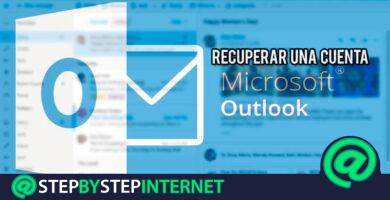How to recover the Microsoft Outlook account if I have forgotten my password or username? Step by step guide