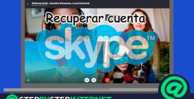 How to recover the Skype account to continue making video calls to your friends? Step by step guide