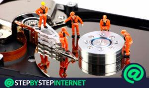 How to repair an external hard drive and recover all the information stored on it? Step by step guide