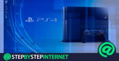 How to reset a PS4 and restore the settings to factory settings? Step by step guide