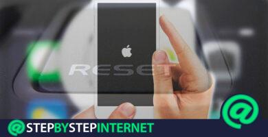 How to reset iPhone 6 and reset phone to factory settings? Step by step guide
