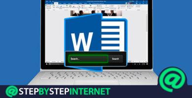 How to search for a word in Microsoft Word? Step by step guide