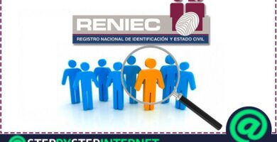 How to search for people in the Reniec? Step by step guide