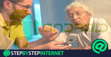 How to set up an Android mobile phone for the elderly and simplify its use? Step by step guide