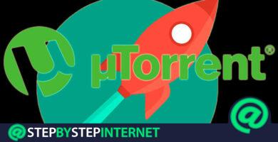 How to speed up uTorrent to the maximum and make our Torrents downloads faster? Step by step guide