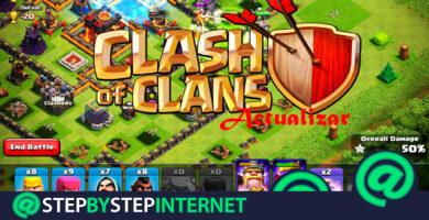How to update Clash of Clans for free to the latest version? Step by step guide