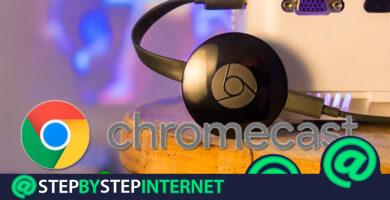 How to update Google Chromecast to the latest available version? Step by step guide