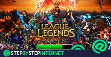 How to update League of Legends manually? Step by step guide