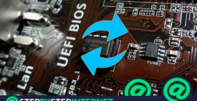 How to update the BIOS or UEFI of the motherboard to the latest version? Step by step guide
