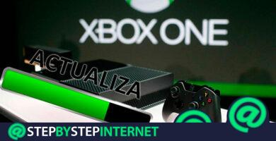 How to update the Xbox One console to its latest version? Step by step guide