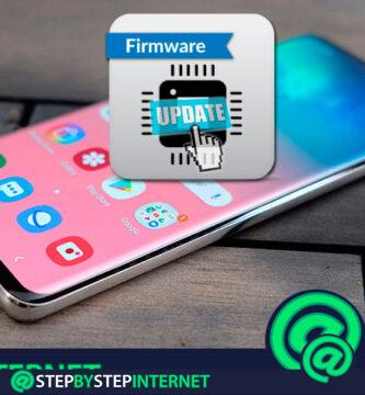 How to update the firmware of my Samsung device? Step by step guide