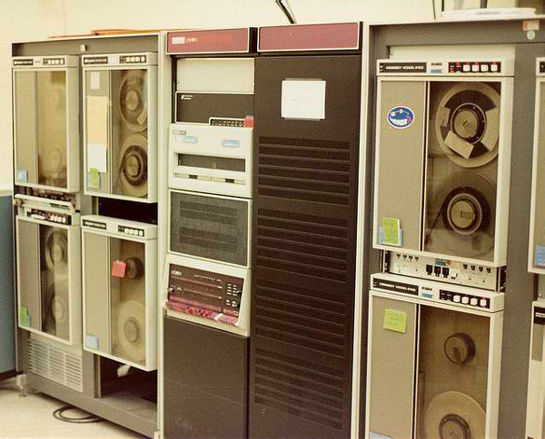 PDP-11 Superordenador
