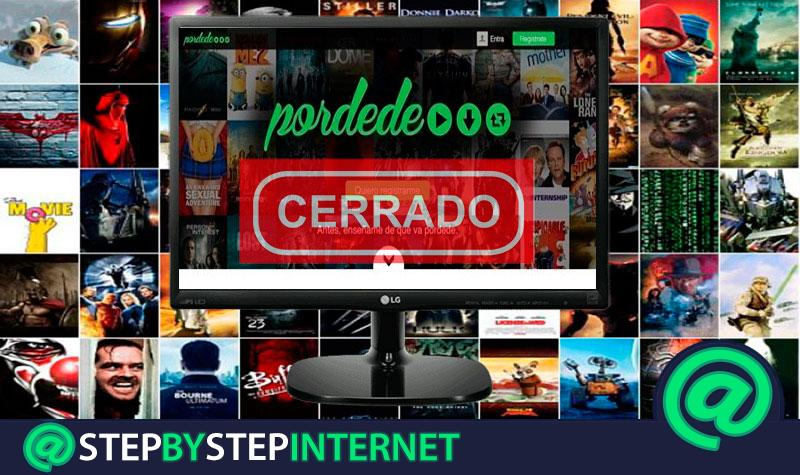 Pordede closes What alternatives to download Torrents are still open? 2020 list