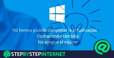 Problems updating Windows 10 How to fix and repair them step by step?