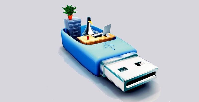 Qué es un USB booteable o de arranque y que utilidades tiene