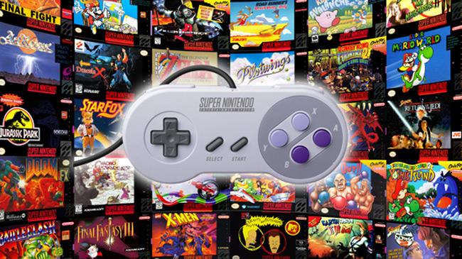 Roms de los juegos de la Super Nintendo