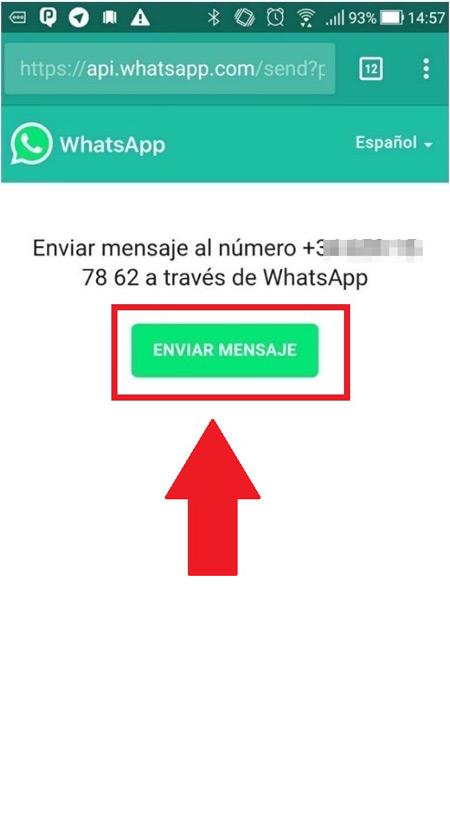 Анонимно как whatsapp отправить сообщение Как послать