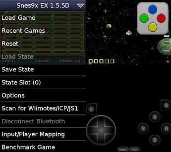 Snes9x Ex+ emulador para android
