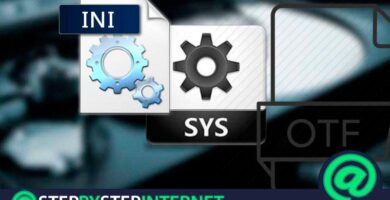 System file extension; What are they