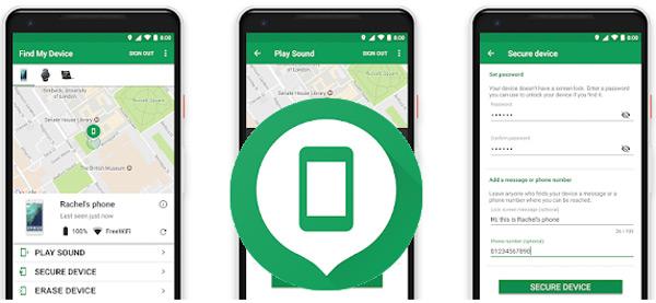 Utilizando la app oficial de Google
