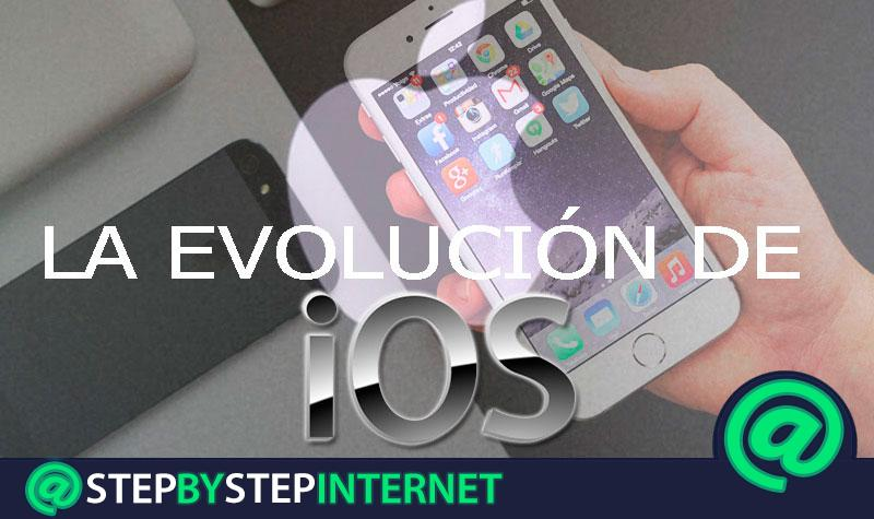 What and how many versions of Apple's iOS Operating System are there to date? 2020 list