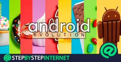 What and how many versions of the Android Operating System are there to date? 2020 list