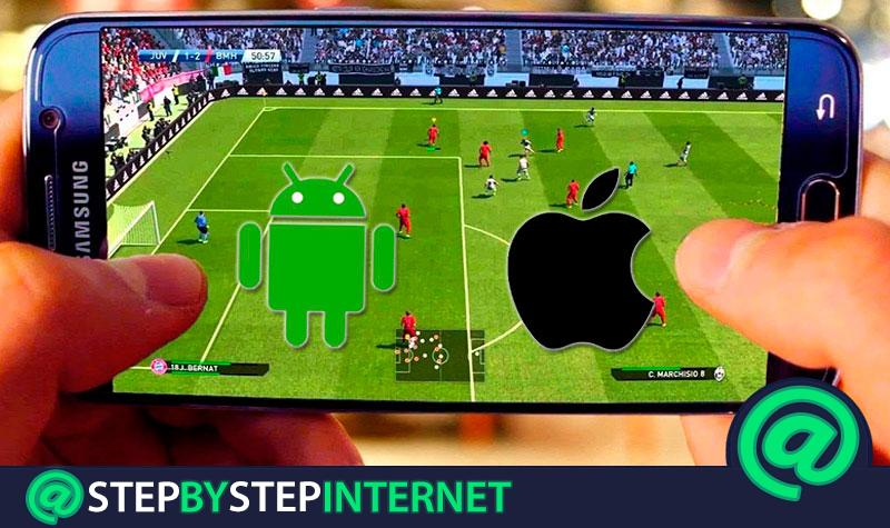 10 Soccer Games Without Internet Android Iphone List 2021