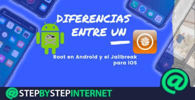 What are the differences between Root on Android and Jailbreak for iOS?