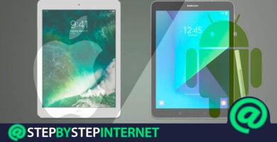 What are the differences between an Android tablet and an iPad iOS? Comparative