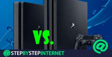 What are the differences between the PS4 console and the PS4 Pro and which is better? Comparative