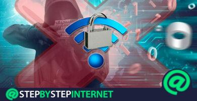 What are the different types of keys and encryptions used to secure a Wi-Fi network?