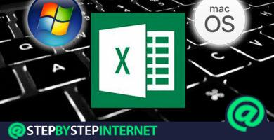 What are the most used keyboard shortcuts for Microsoft Excel? Complete list 2020