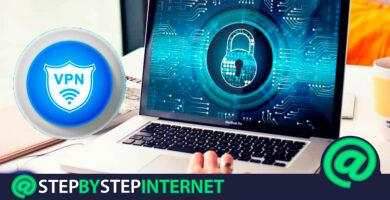 What are the types of VPN networks that exist and how does each one work?
