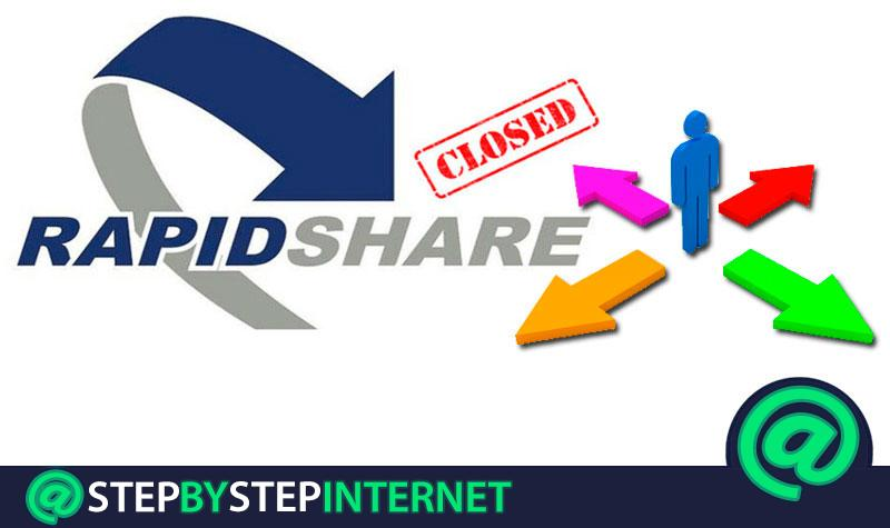 Why has Rapidshare closed? What alternative download sites are still open? 2020 list