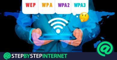 WiFi network WEP