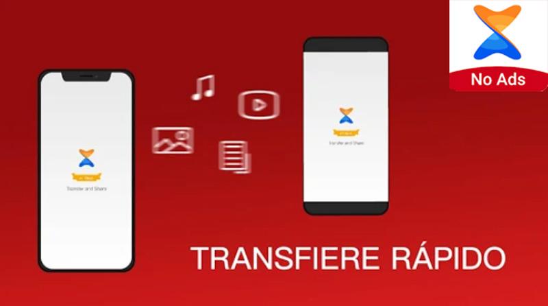Xender - Transferencia Rápida