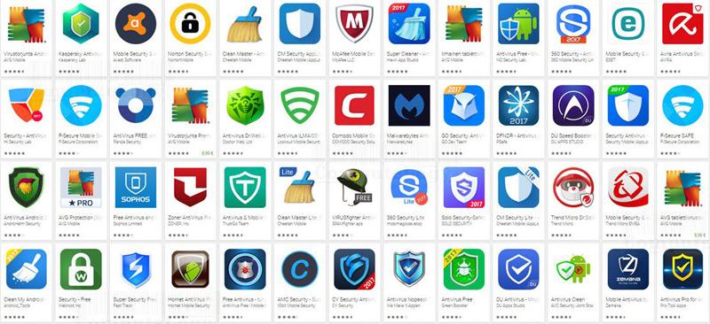 Lista de los mejores antivirus gratis y de pago que puedes instalar en tu móvil Android