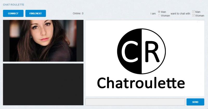 Chatroulette Cam Chat