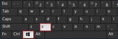 Combinacion teclas copiar texto Windows 10