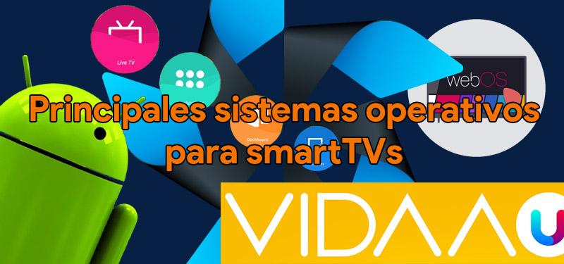 principales sistemas operativos para smartTVs