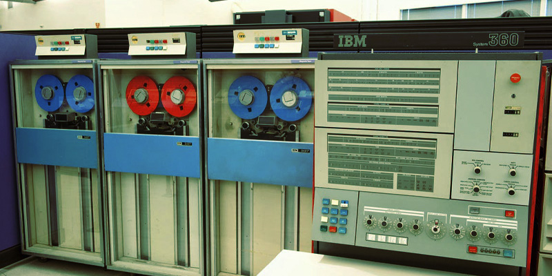 s 360 mainframe