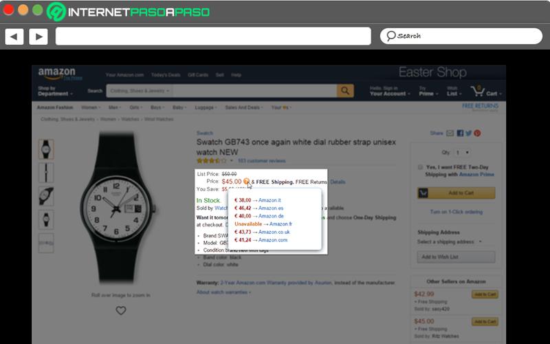 Amazon Price Compare