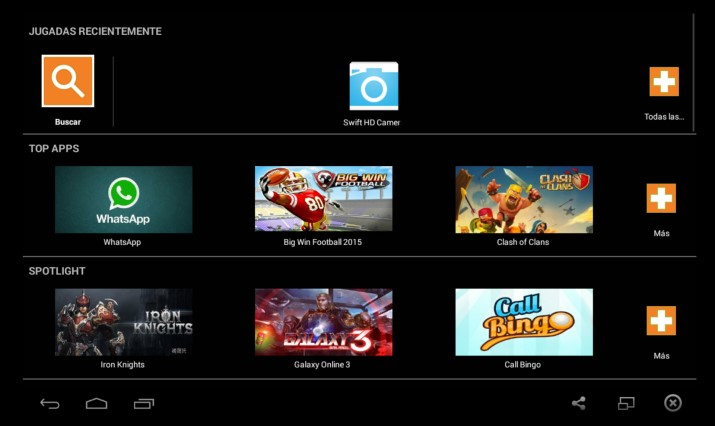 emulator installed