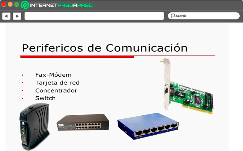 Communication peripherals