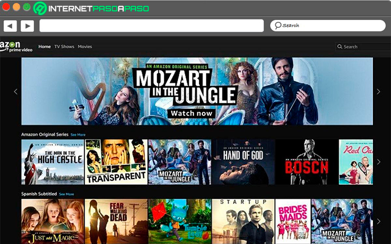 Amazon Prime Video Features What is most striking about this service?
